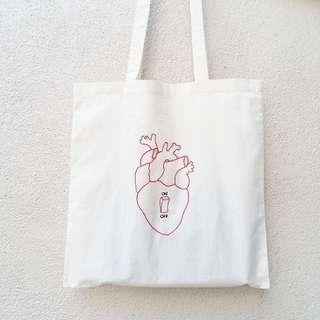 [FREE📮] Embroided Tote Bag