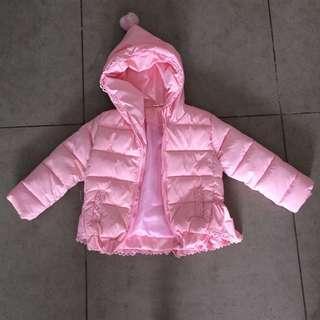 Girls Winter Jacket (size around 100)