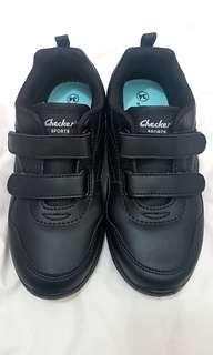 FREE Checker® Unisex Black Shoes