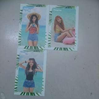 Twice DTNA Photocard