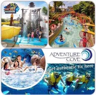 Adventure Cove Waterpark