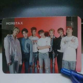 MONSTA X TAKE 1 GROUP PC