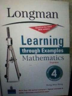 Mathematics assessment for Sec 4