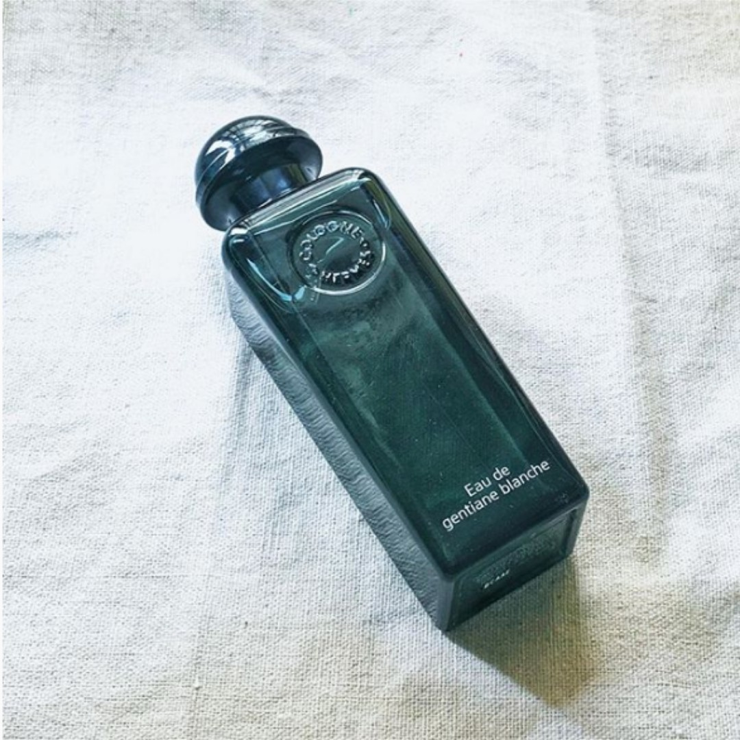 10ml Eau De Gentiane Blanche Hermes Health Beauty Perfumes