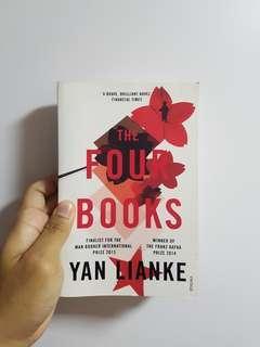 🚚 The Four Books — Yan Lianke