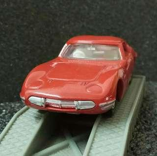 Tomica Tomy 2002 車仔 Toyota 2000GT S. 1/59 Made in Vietnam