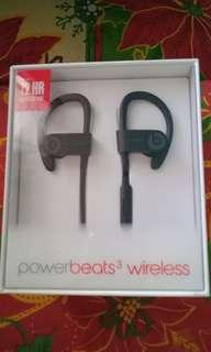 Original.Sealed.Unopened.Powerbeats 3 Wireless headset