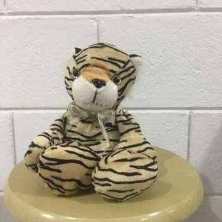 Preloved Tiger Stuffed Toy (9 inches)