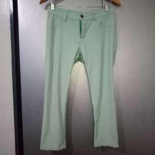 Pants Folded & Hung