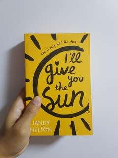 🚚 I'll Give You The Sun — Jandy Nelson