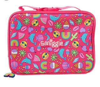 Smiggle Square lunch bag rm49 NEW