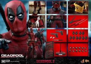 Hot Toys Deadpool 2