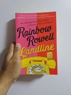 🚚 Landline — Rainbow Rowell
