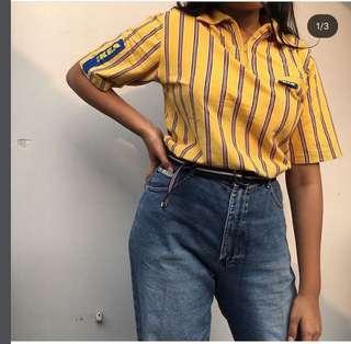 thrift ikea original tshirt shirt