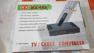 TV / Cable Converter
