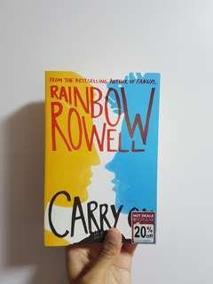 🚚 Carry On — Rainbow Rowell