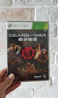 Xbox 360 Games Gear of Wars