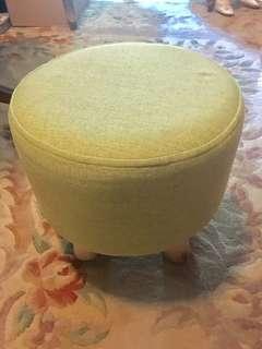 Cute cushion stool