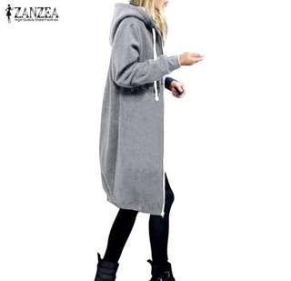🚚 #837 Minimalist Ulzzang BF Loose Long Jacket/Sweater