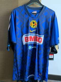BRAND NEW WITH TAGS CLUB AMERICA SOCCER JERSEY NIKE SIZE L