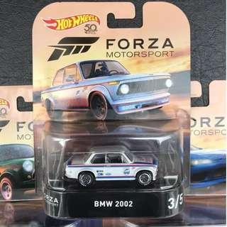 BMW 2002 - White - from the 2018 Forza Motorsport Series - FLD21 - D39