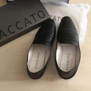 STACCATO 2 Ways Flat Shoes