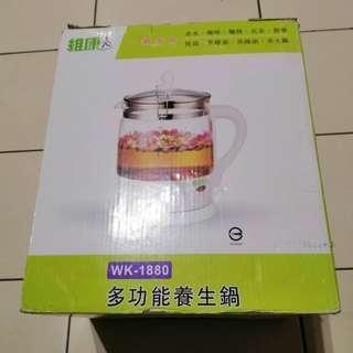 🚚 【sigmanet家庭百貨】八成新維康1.8公升WK-1880多功能養生快煮壺