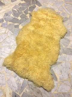 Sheep Fur Skin Carpet (Australia)