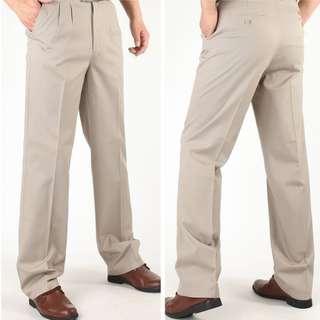 Office work regular fit pants