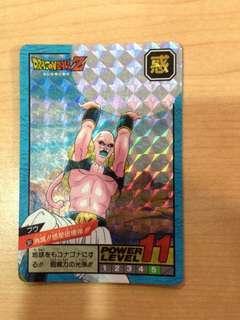 🚚 七龍珠Super HERO雙層閃卡貼紙 單張500