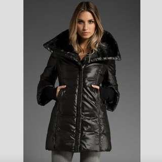Mackage Down Jacket with Fur Super Warm Size Small