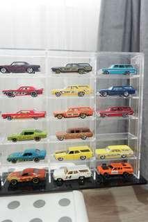 Hot Wheels Collection (dijual satuan atau semua)
