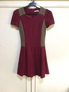 Red Dress from Korea