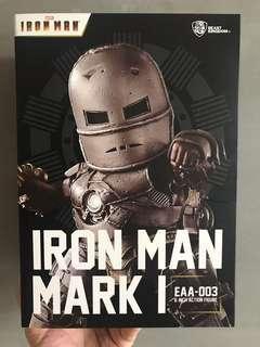 Iron man Mark 1 EAA-003 6 Inch action figure