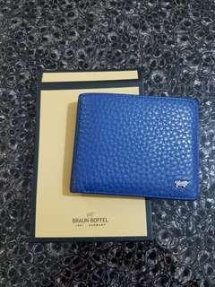 Genuine Calf Leather Men Wallet