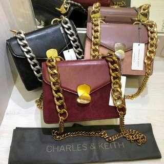 Tas Charles & Keith Angelica