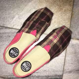 Wakai shoes FREE ONGKIR JABODETABEK