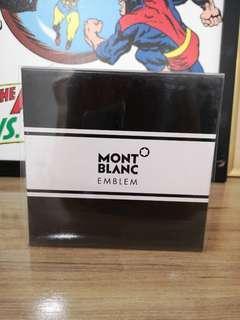 Mont blanc Emblem gift set