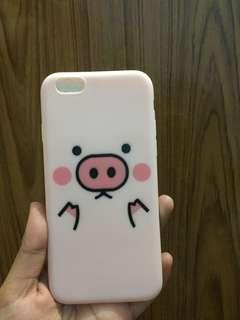 Case pink iphone 6