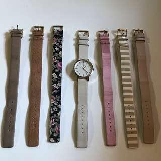 Call It Spring Multiple Strap Watch