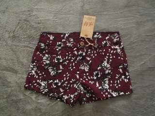 [NEW] H&M shorts size 28-29