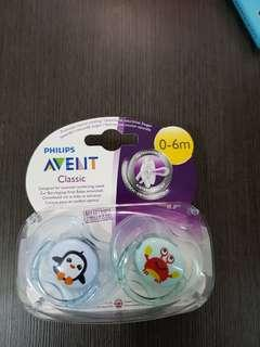 Philips Avent Pacifiers Classic