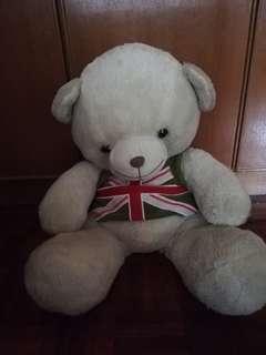 Teddy Bear Fluffy Comel