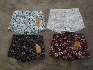 [NEW]Bundle H&M Shorts size 28
