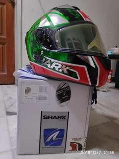 Helmet shark speed r tom sykes