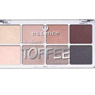 Authentic Essence All About Toffee eyeshadow