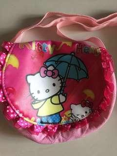 New kids sling bag Hello Kitty
