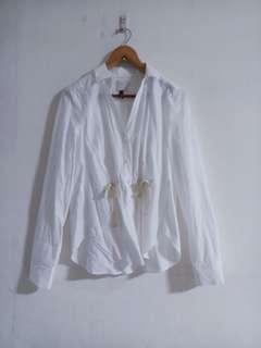 法式知性優雅襯衫