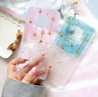 Huawei bling stary star case