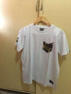 DBTK Camo Pocket Tee Shirt